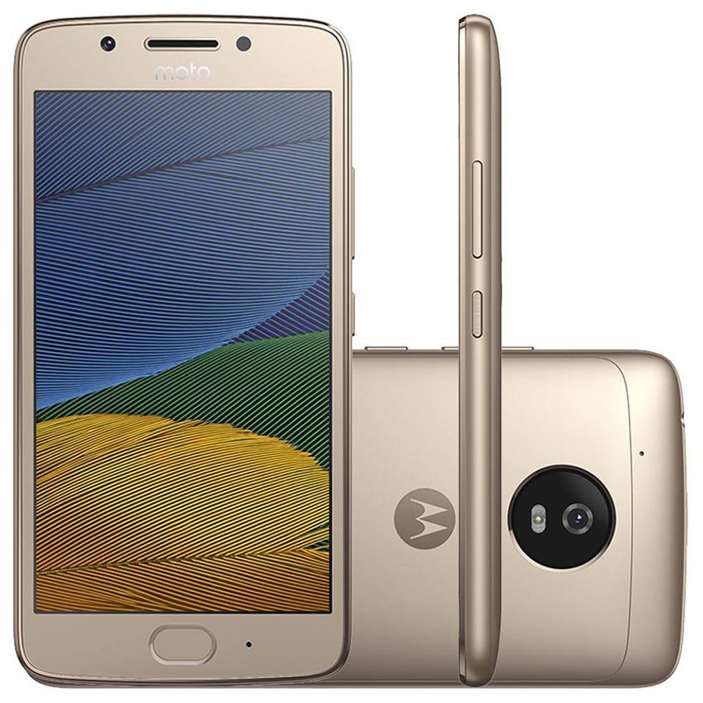 Smartphone Motorola Moto G5 XT1672  32GB Dual Tela 5.0' 4G Cam 13MP (Open Box)