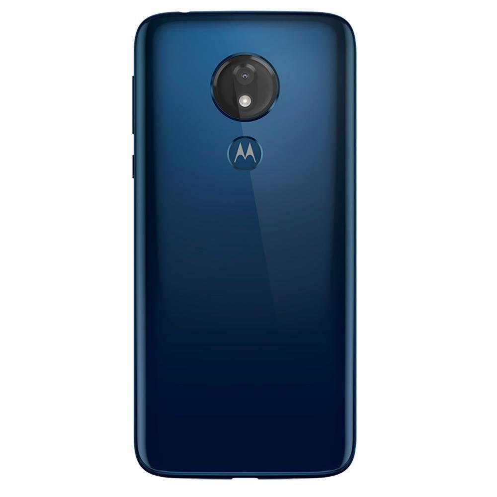 Smartphone Motorola Moto G7 Power 32gb XT1955 Tela de 6,2' Dual 3gb Ram 12mp TV Digital Novo de Vitrine