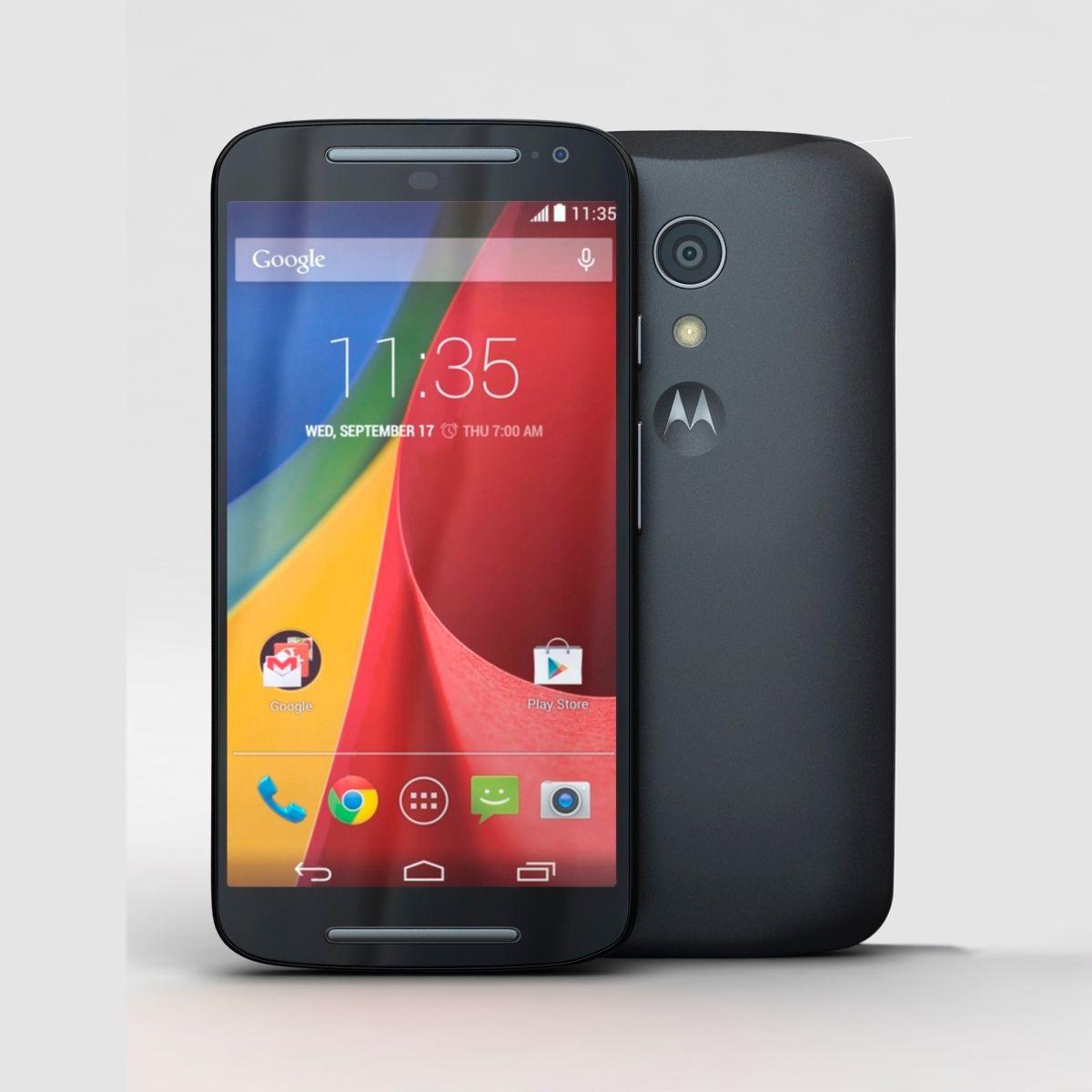 Smartphone Motorola Moto G 2ª Geração Dtv Xt1069 Anatel