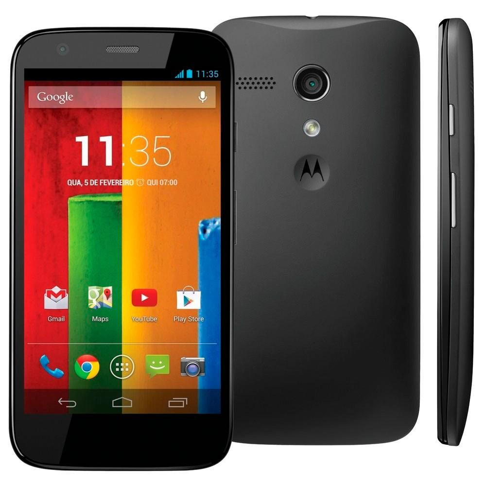 Smartphone Motorola XT1033 Moto G 8GB 1GB RAM (Usado)