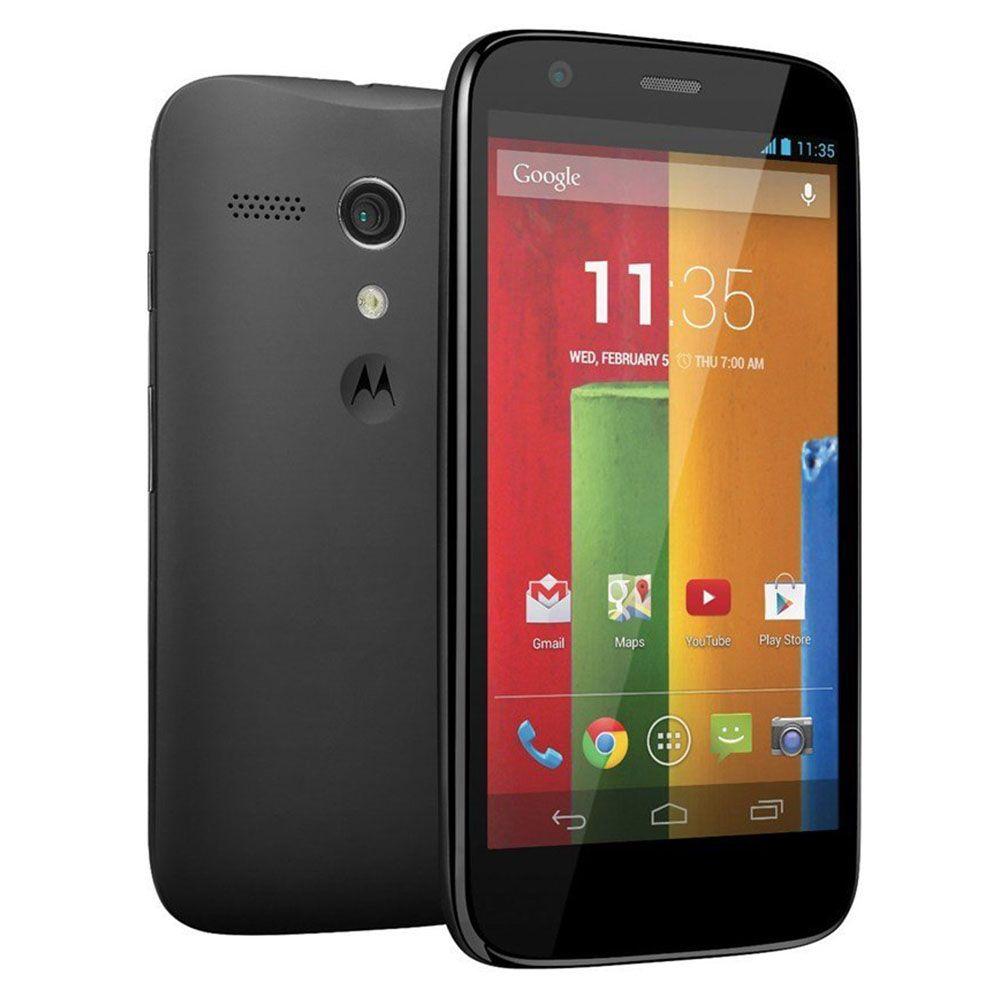 Smartphone Motorola Moto G (1st Gen.) 4g Xt1040 8gb Tela 4.5' Anatel EXCELENTE