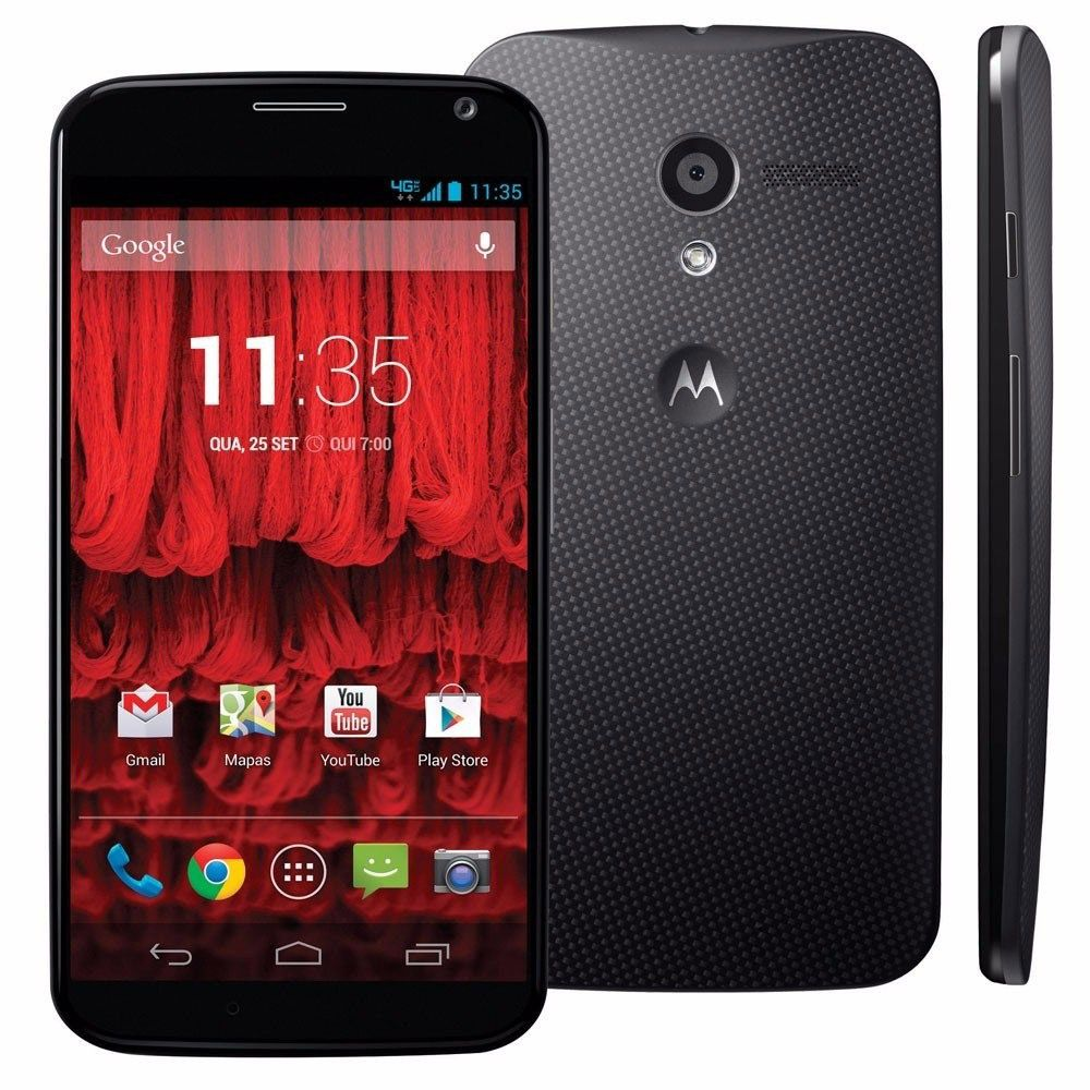 "Smartphone Motorola Moto X Xt1058 Tela 4,7"" 4g 16gb 10mp 2gb Ram EXCELENTE"