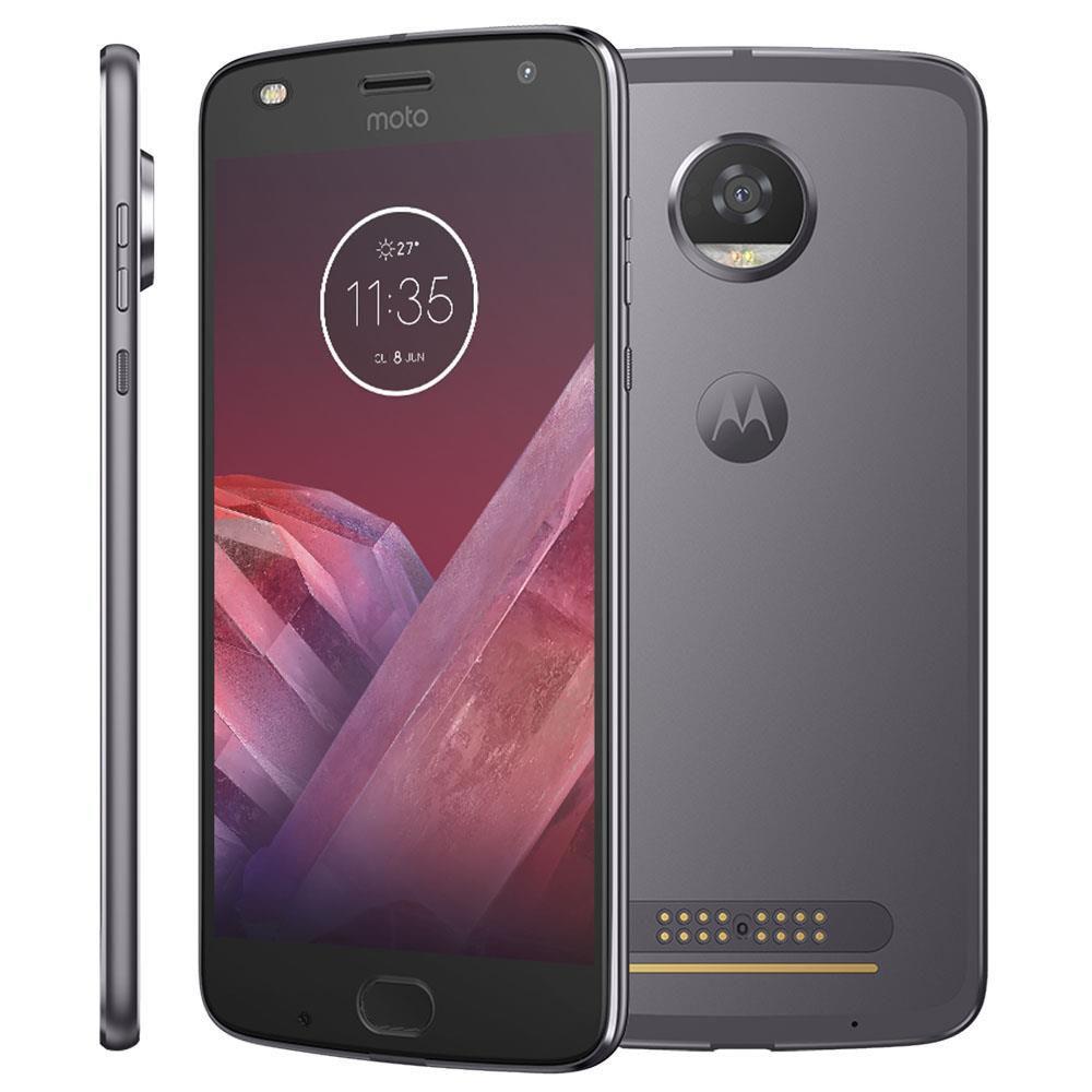 Motorola Moto Z2 Play 64gb XT1710 Tela 5.5' Dual 4gb Ram 12mp Anatel