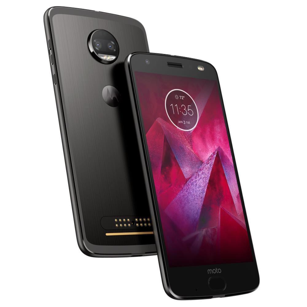 Smartphone Motorola Moto Z2 Force Power & DTV Edition XT1789D SNAP BATERIA 4G Tela 5.5' 64gb Anatel