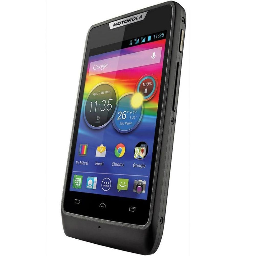 Smartphone Motorola Razr D1 Xt915 Tela 3.5' 3g 4gb 5mp Vitrine