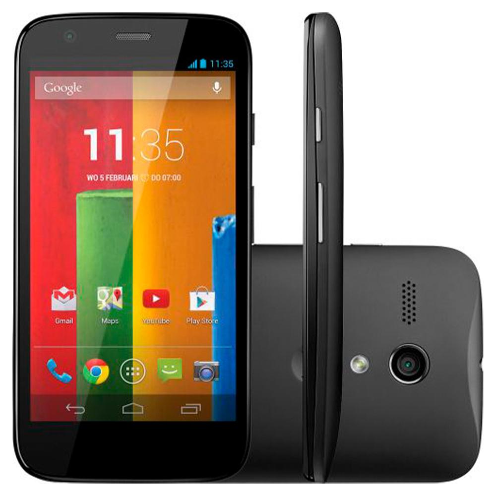 Smartphone Motorola XT1032 Moto G 1ª Geração 8GB 1GB RAM (Recondicionado)