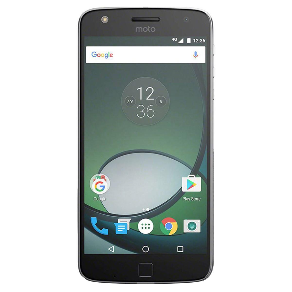 Smartphone Motorola XT1635 Moto Z Play 32GB 3GB RAM (Outlet)
