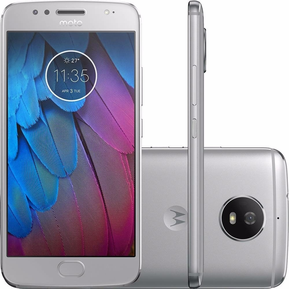 Smartphone Motorola XT1792 Moto G5s 32GB 2GB RAM (Recondicionado)