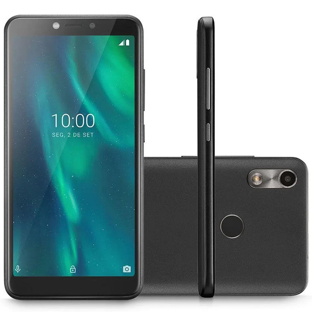 Smartphone Multilaser F P9130 32gb 3g Tela 5.5 Dual 5mp