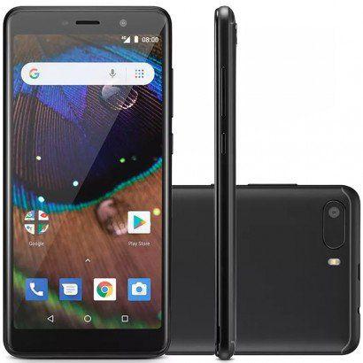 Smartphone Multilaser MS50X NB732 Tela 5.5' Dual 16gb 8mp Novo