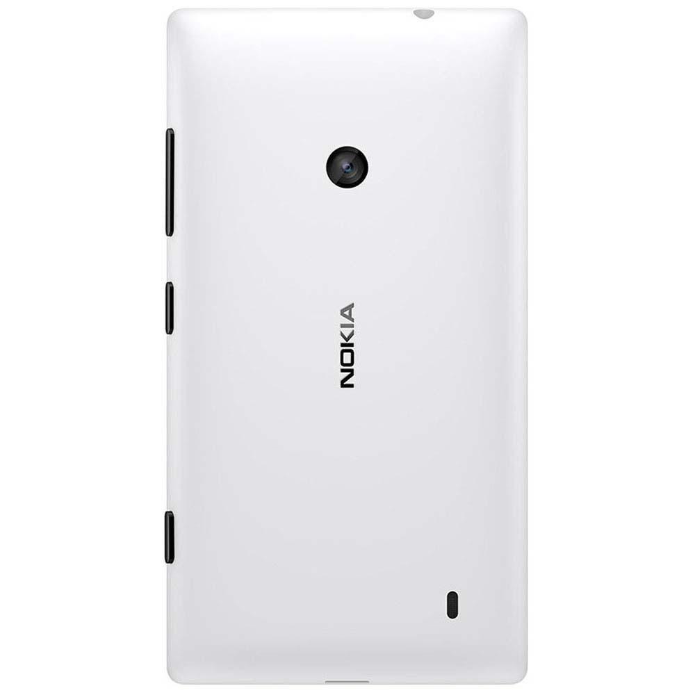 "Smartphone Nokia Lumia 520 Tela 4.0"" 3g 8gb 5mp Anatel"
