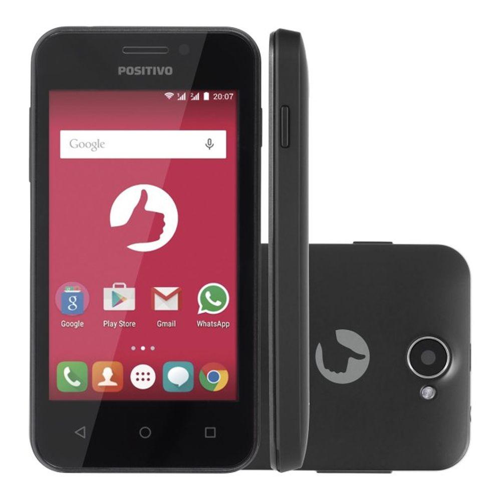 Smartphone Positivo One S420 3g Dual 8gb Wi-fi Gps Anatel