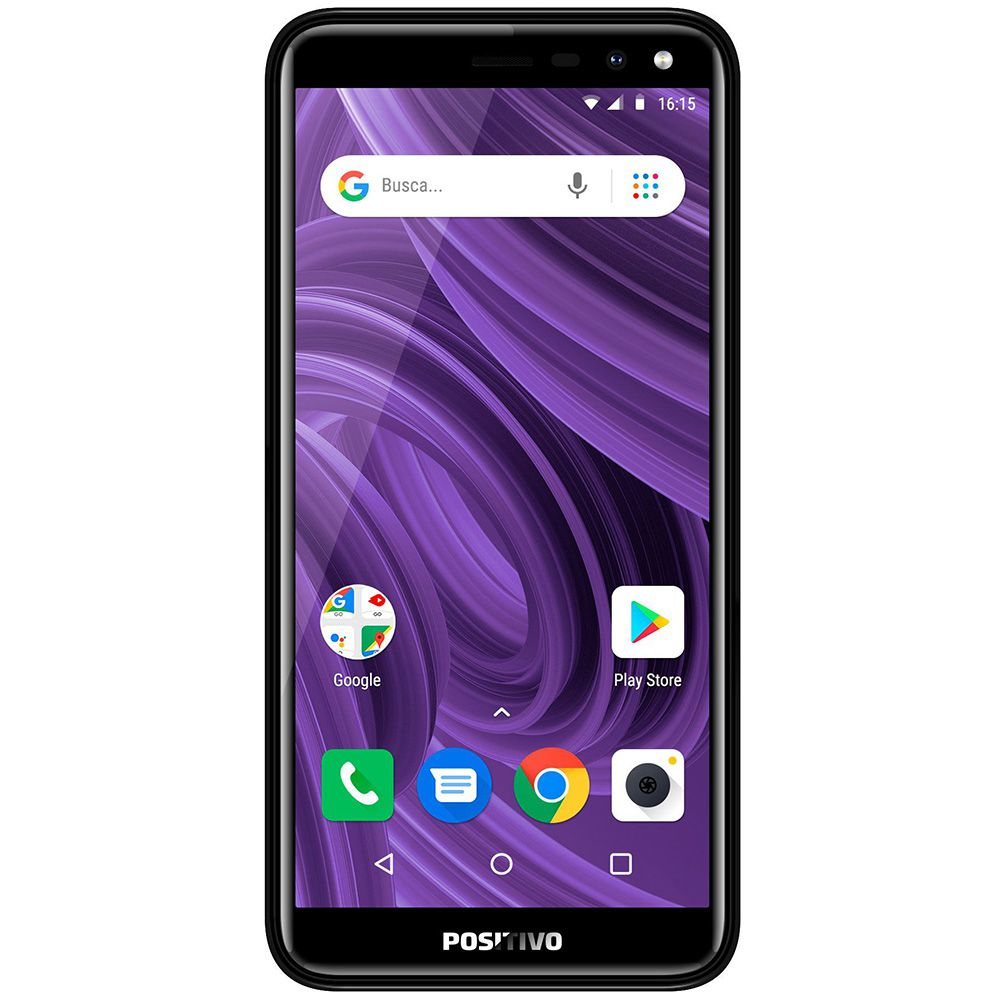 Smartphone Positivo Twist 2 Pro S532 Tela 5.7' Dual 3g 32gb 8mp Novo