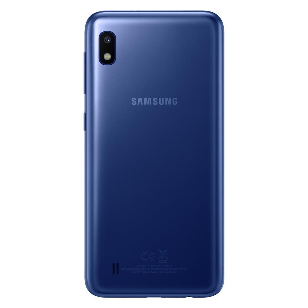 Smartphone Samsung Galaxy A10 A105 Tela Infinita 6.2' Dual 32gb 13mp Novo