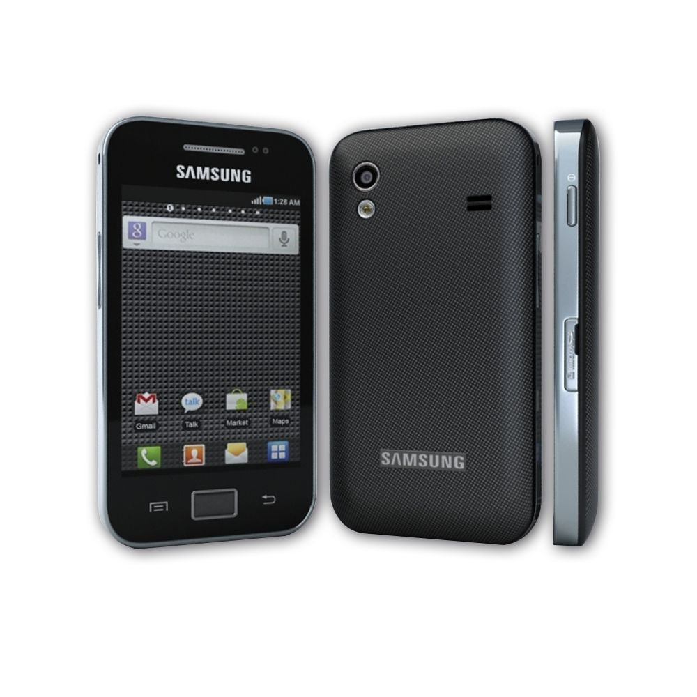 Smartphone Samsung Galaxy Ace S5830 800mhz Wi-fi 3G GPS (Novo Open Box)