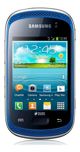 Smartphone Samsung Galaxy Music Duos S6012 4gb Android