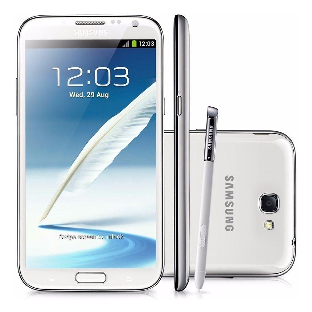 Smartphone Samsung Galaxy Note 2 N7100 16gb Quadcore