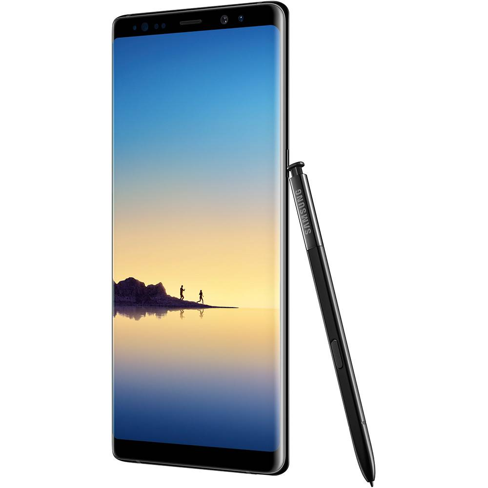 Smartphone Samsung Galaxy Note 8 128GB N950 Tela 6,3' 6GB RAM 12MP (Open Box)