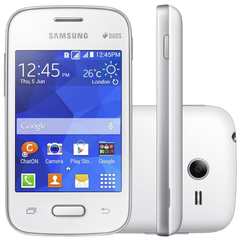 Smartphone Samsung Galaxy Pocket 2 G110 4GB Single Chip (Open Box)