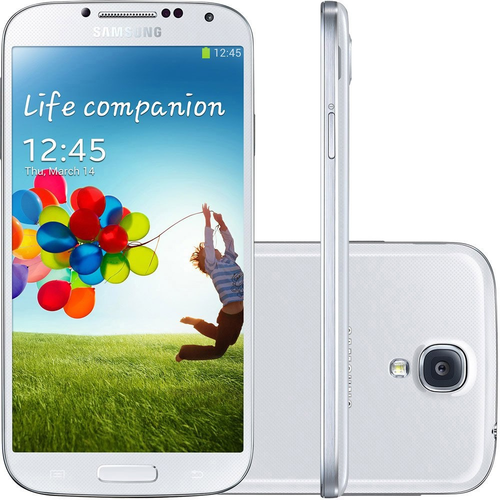 Samsung Galaxy S4 I9505 4g 16gb 5'' - Mostruário
