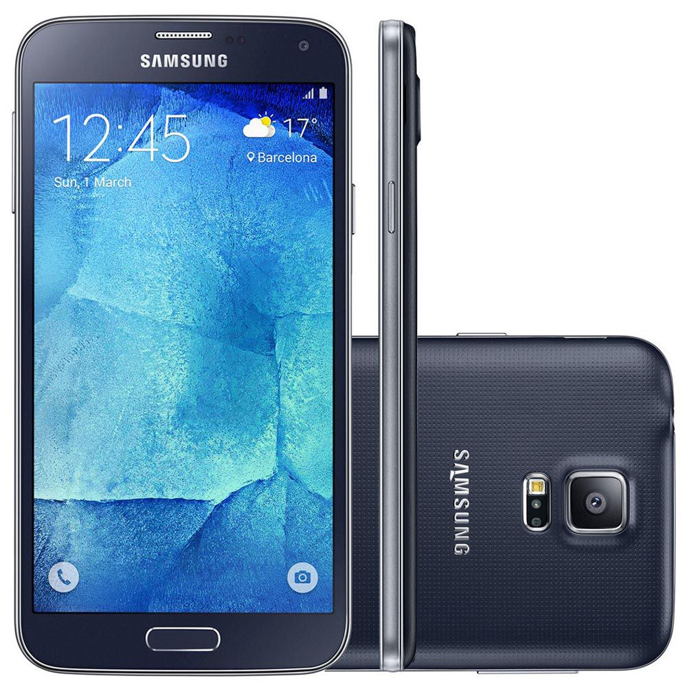 Smartphone Samsung Galaxy S5 New Edition G903 Dual Tela 5.1' 4g 16gb 16mp Excelente
