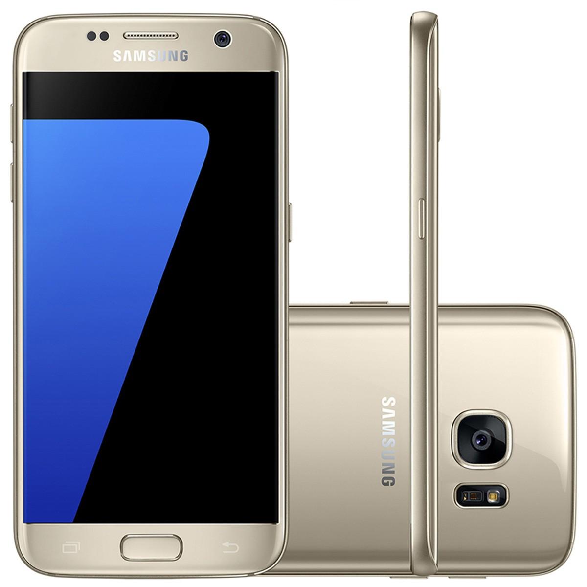 Smartphone Samsung Galaxy S7 G930 32GB 4GB RAM (Usado)