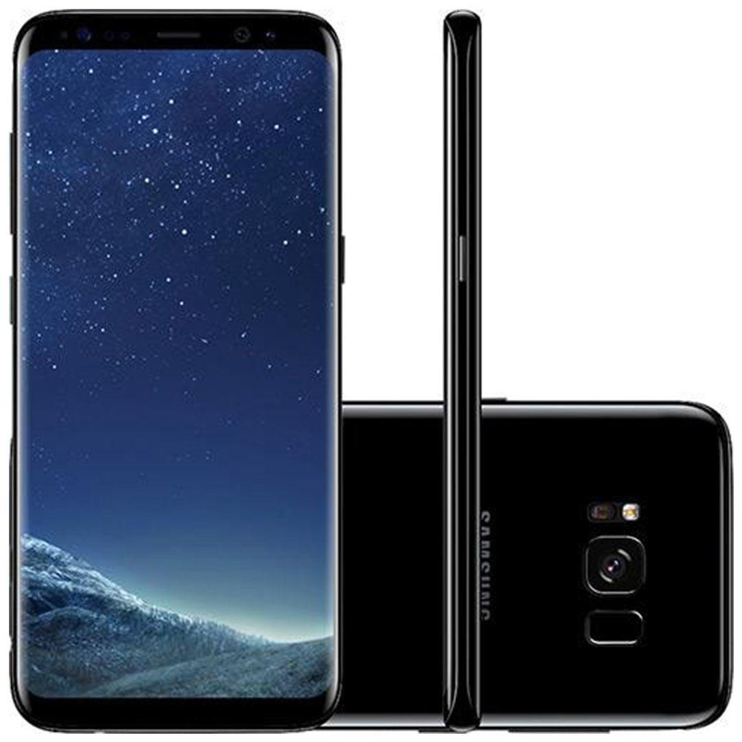 Samsung Galaxy S8 G950 4gb Ram 64gb Cam 12+8mp Anatel Open Box