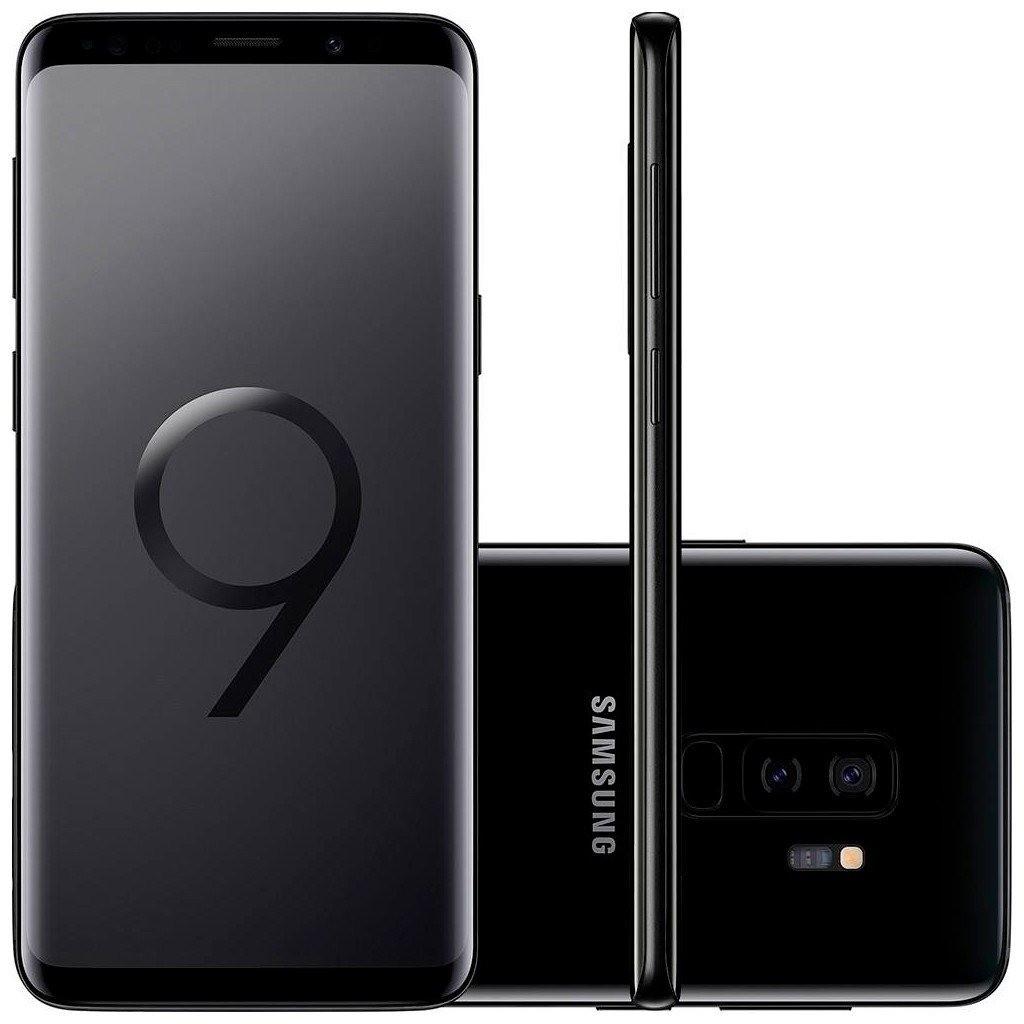 Smartphone Samsung Galaxy S9 Plus G9650 128GB (Recondicionado)