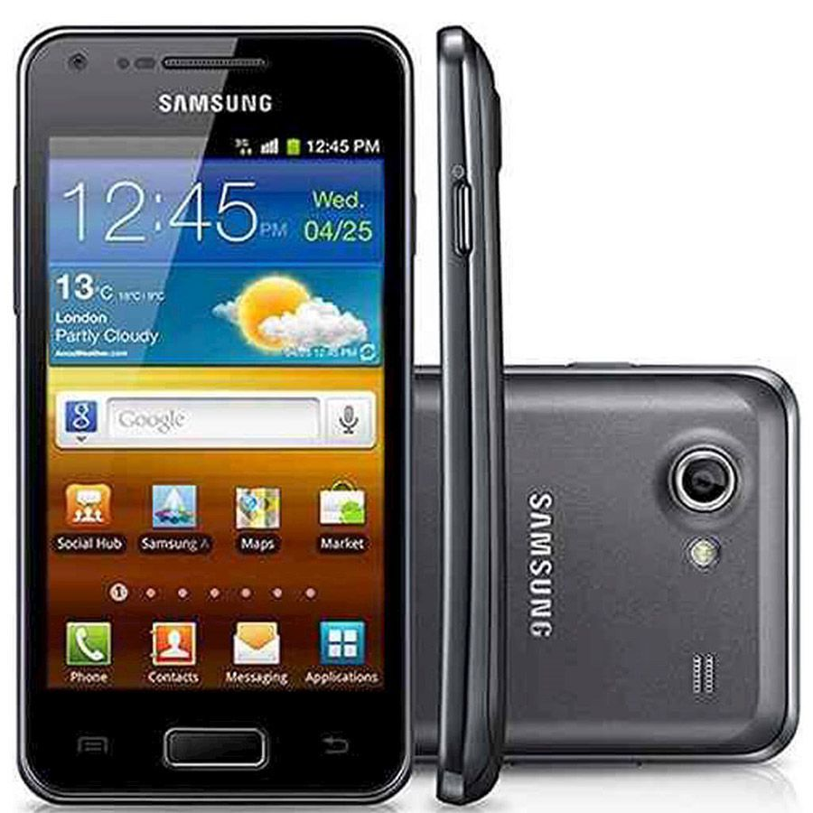 Smartphone Samsung Galaxy Sii Lite I9070 Wi-fi 5mp Vitrine