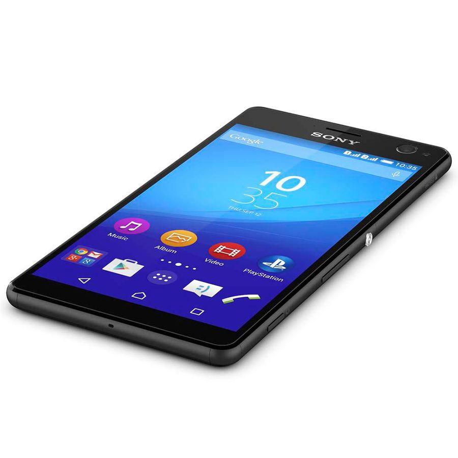 Smartphone Sony Xperia C4 E5343 Dual Tela 5.5' 4g 16gb 13mp Tv Vitrine