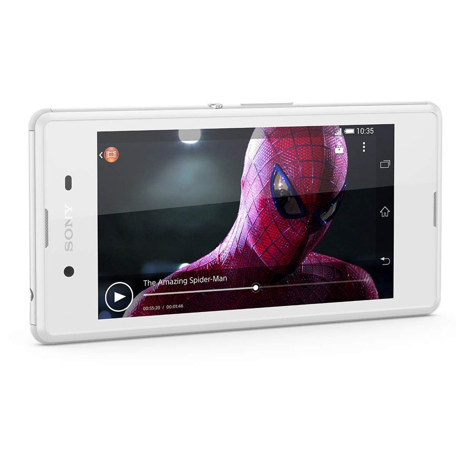 Smartphone Sony Xperia E3 D2243 Tela 4.5' 4g 4gb 5mpx Seminovo