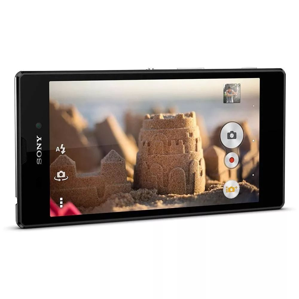 Smartphone Sony Xperia T3 D5106 Tela 5.3' 4g 8gb 8mp Vitrine 2 + Brinde