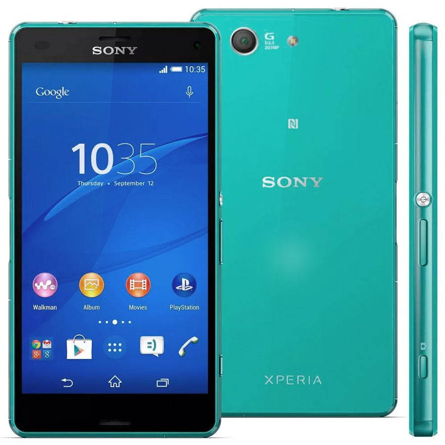 Sony Xperia Z3 Compact D5833 16GB 20MP 2GB RAM (Outlet)