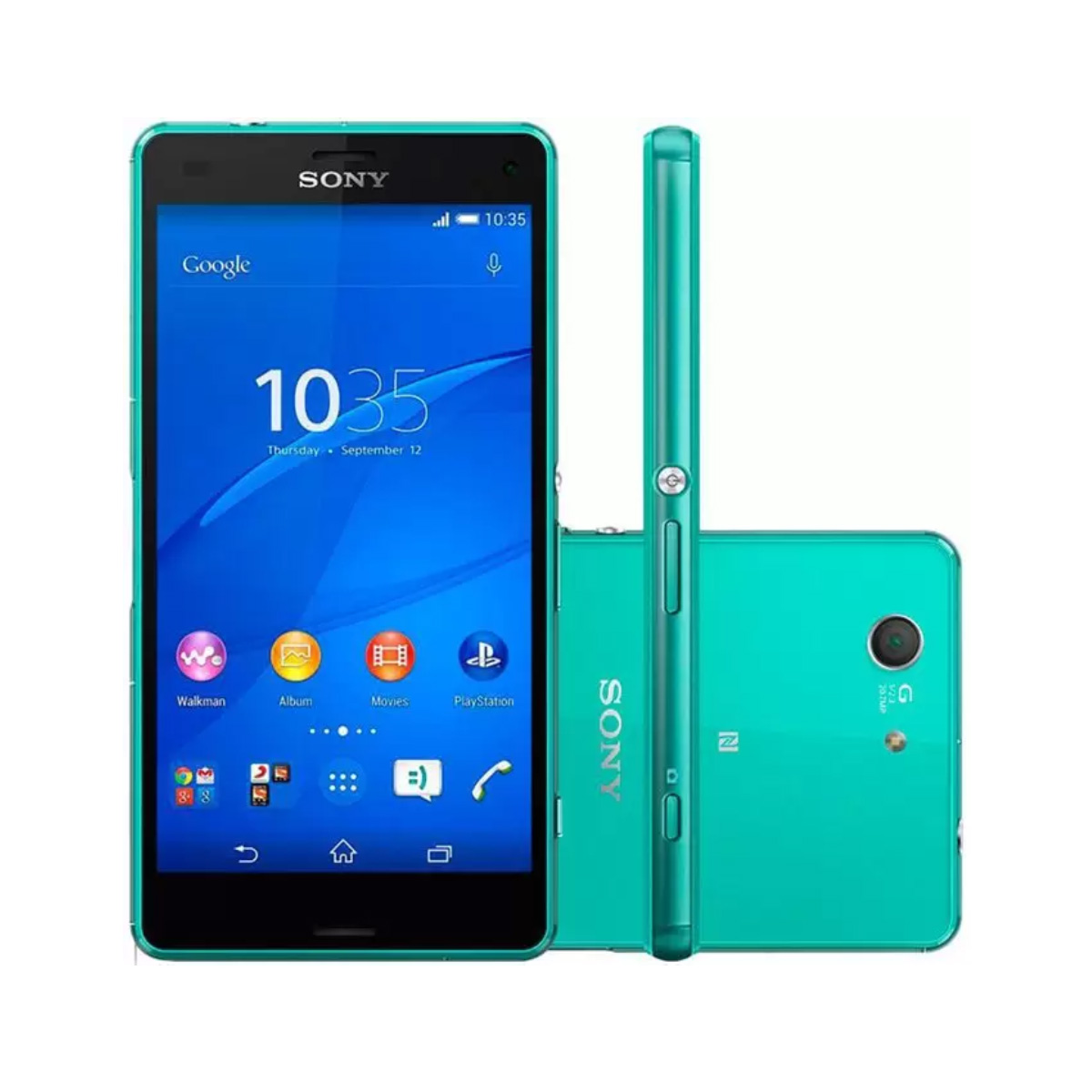 Sony Xperia Z3 Compact D5833 16GB 20mp - Recondicionado