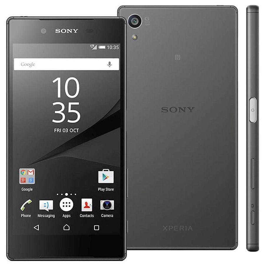Smartphone Sony Xperia Z5 Premium E6853 Tela 5.5' 4g 32gb 23mp Vitrine