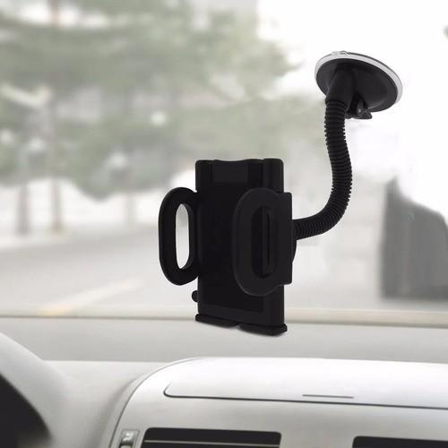 Suporte Automotivo Para Celular Carro Haste Flexível - Ac168