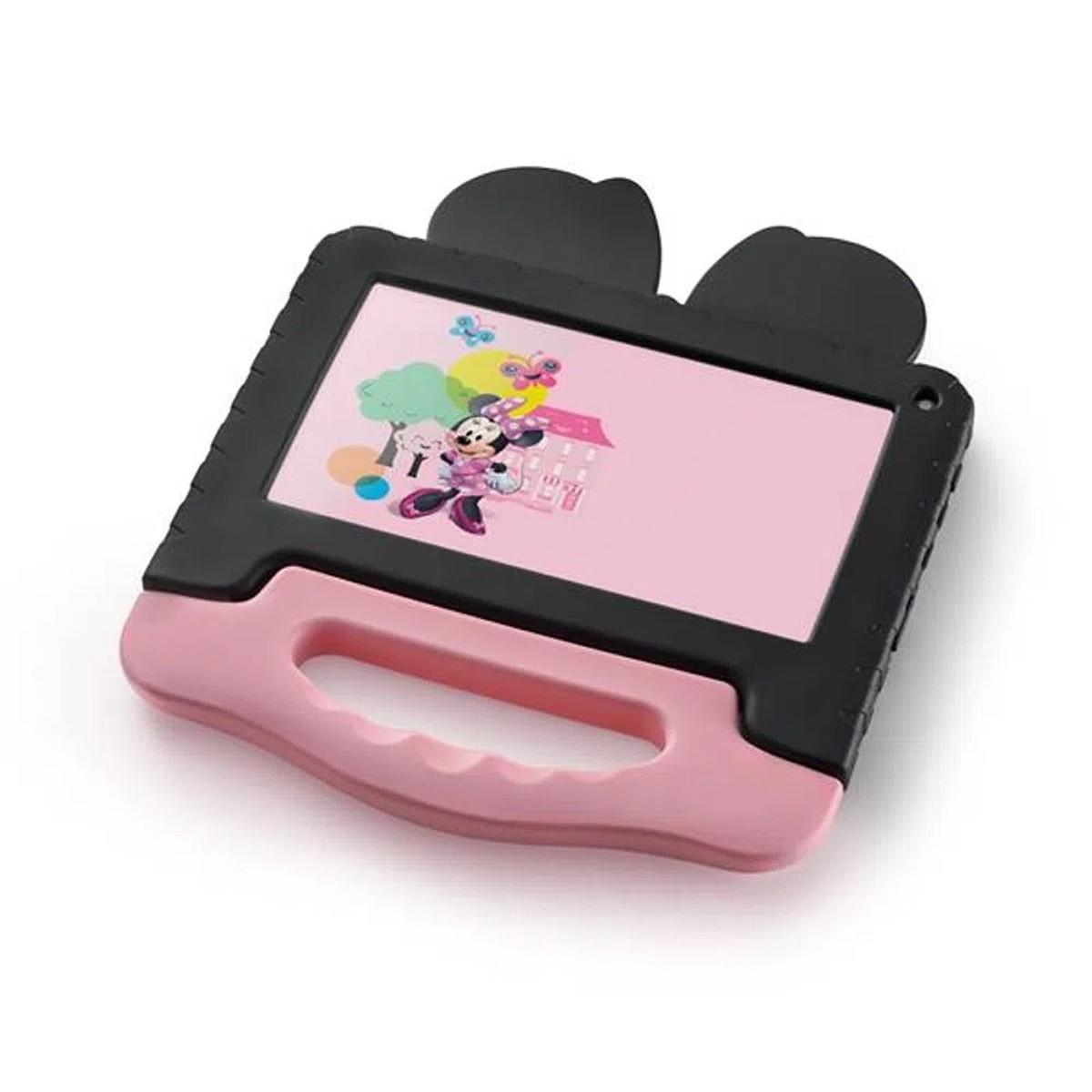 Tablet Infantil Multilaser Nb340 16gb Tela 7' Wifi Minnie