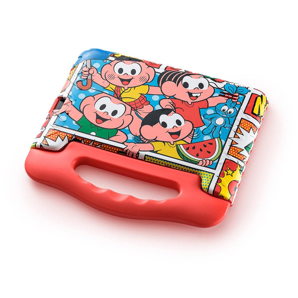 Tablet Infantil Multilaser Nb341 16gb Tela 7' Wi-fi Monica
