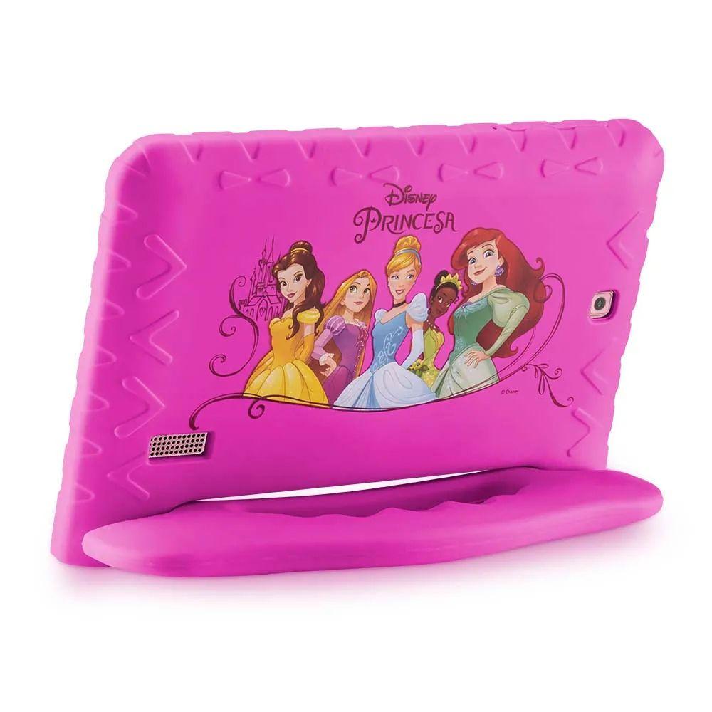 Tablet Multilaser Disney Princesas Nb281 Wi-fi Tela 7.0' 8gb Novo
