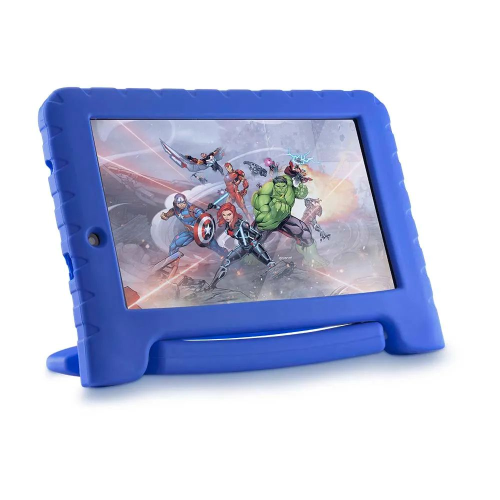 Tablet Multilaser Disney Vingadores Nb280 Wi-fi Tela 7.0' 8gb Novo