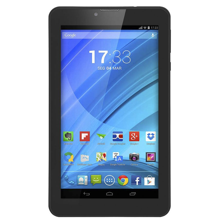 Tablet Multilaser M7 3g Nb223 Tela 7.0' 8gb Dual Chip Wi-fi Outlet + Brinde
