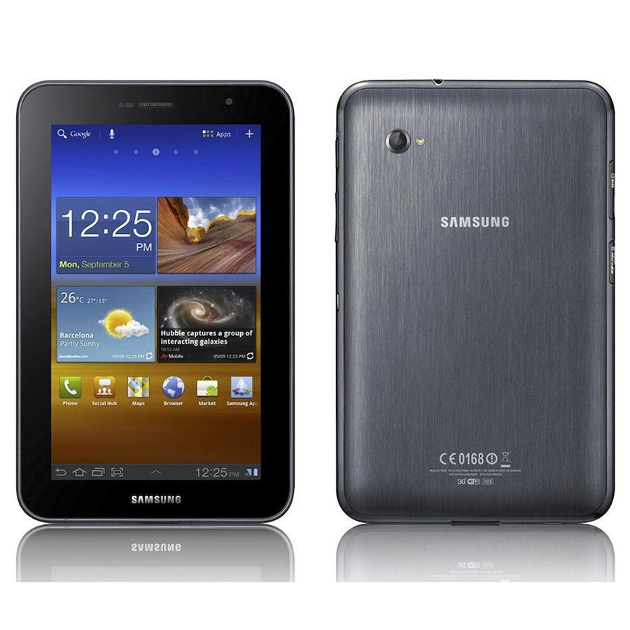 Tablet Samsung Galaxy Tab 7.0 Plus P6200 3g wi-fi 16gb Vitrine