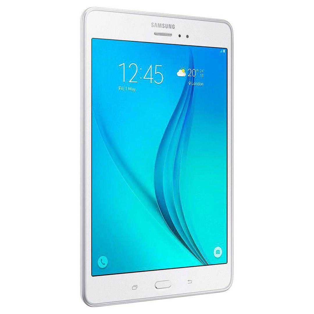 Tablet Samsung Galaxy Tab A P355 Tela 8.0' 16GB 4G Usado Não funciona com Fone