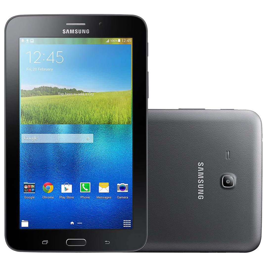 Tablet Samsung Galaxy Tab E T116 8GB WiFi 3G Tela 7' Vitrine