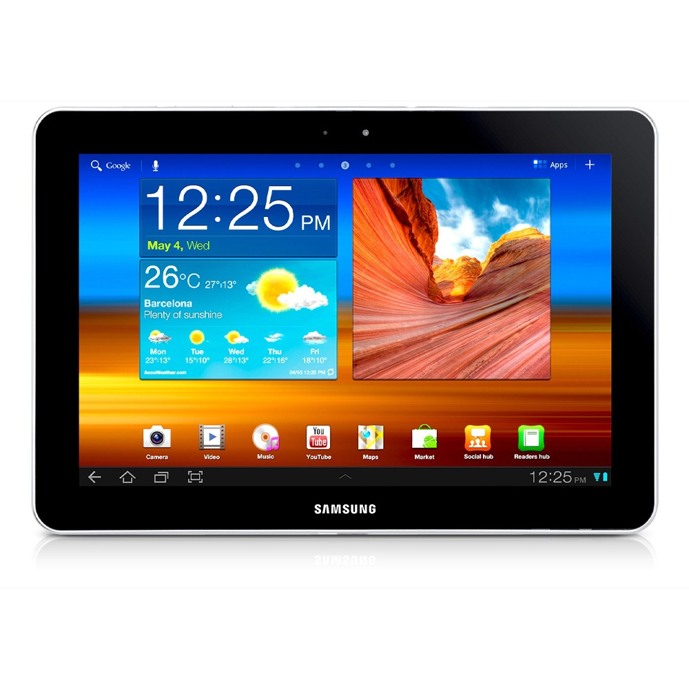 Tablet Samsung Galaxy Tab P7500 16gb 3g Wi-fi 10.1' Android