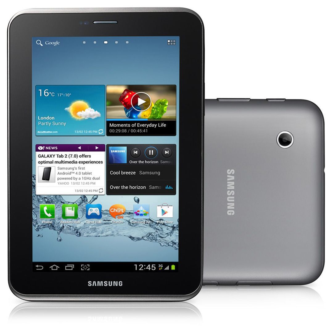 Tablet Samsung P3110 Galaxy Tab2 Tela 7.0' WiFi 8GB de Vitrine
