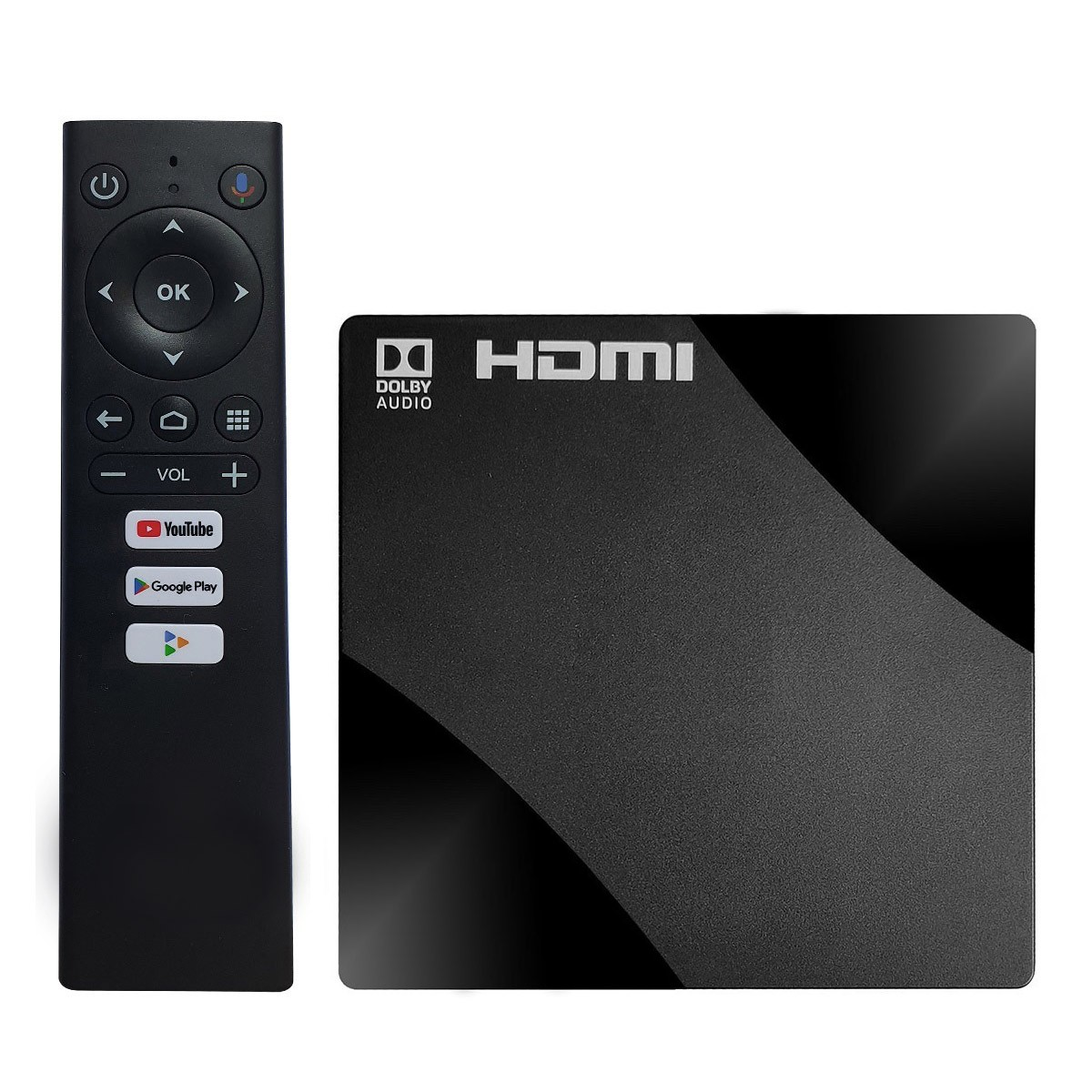 TV BOX SMART 4K CONVERSOR STREAMING ANDROID 8GB 2GB RAM