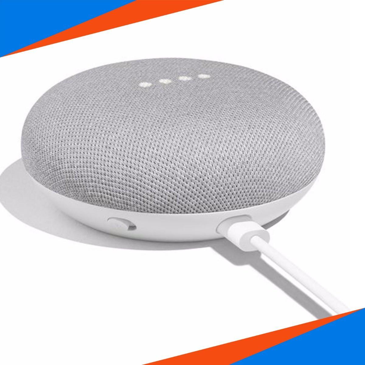 USADO: Google Home Mini Assistente Pessoal Caixa De Som Speaker Wi-fi