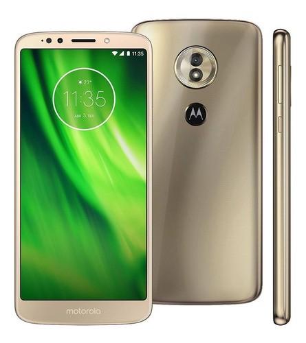 USADO: Motorola Moto G6 Play Dual Xt1922 32gb Tela 5.7' 3gb Ram