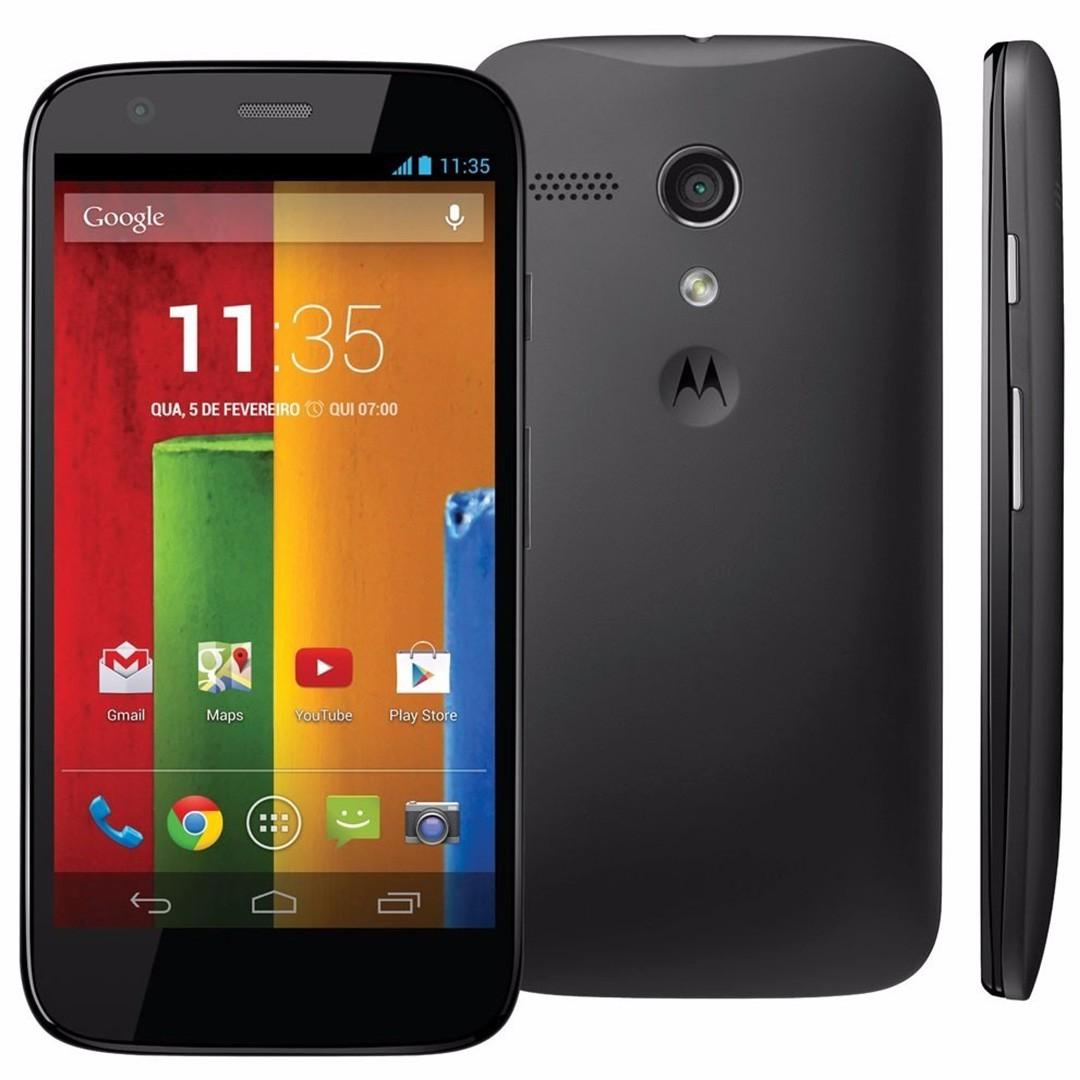 RECONDICIONADO: Motorola Moto G (1st Gen.) XT1033 Dual 8GB 1GB RAM
